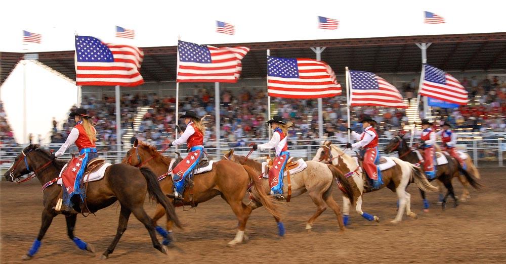 Rodeos In Kansas